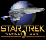 Star trek world tour