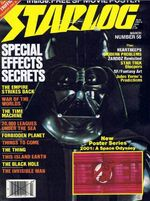 Starlog issue 056 cover