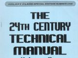The 24th Century Technical Manual