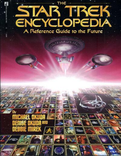 The Star Trek Encyclopedia (1. Auflage)