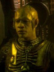 Tuvok Borg-Drohne
