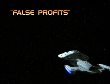 False Profits title card