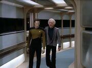 Data und McCoy