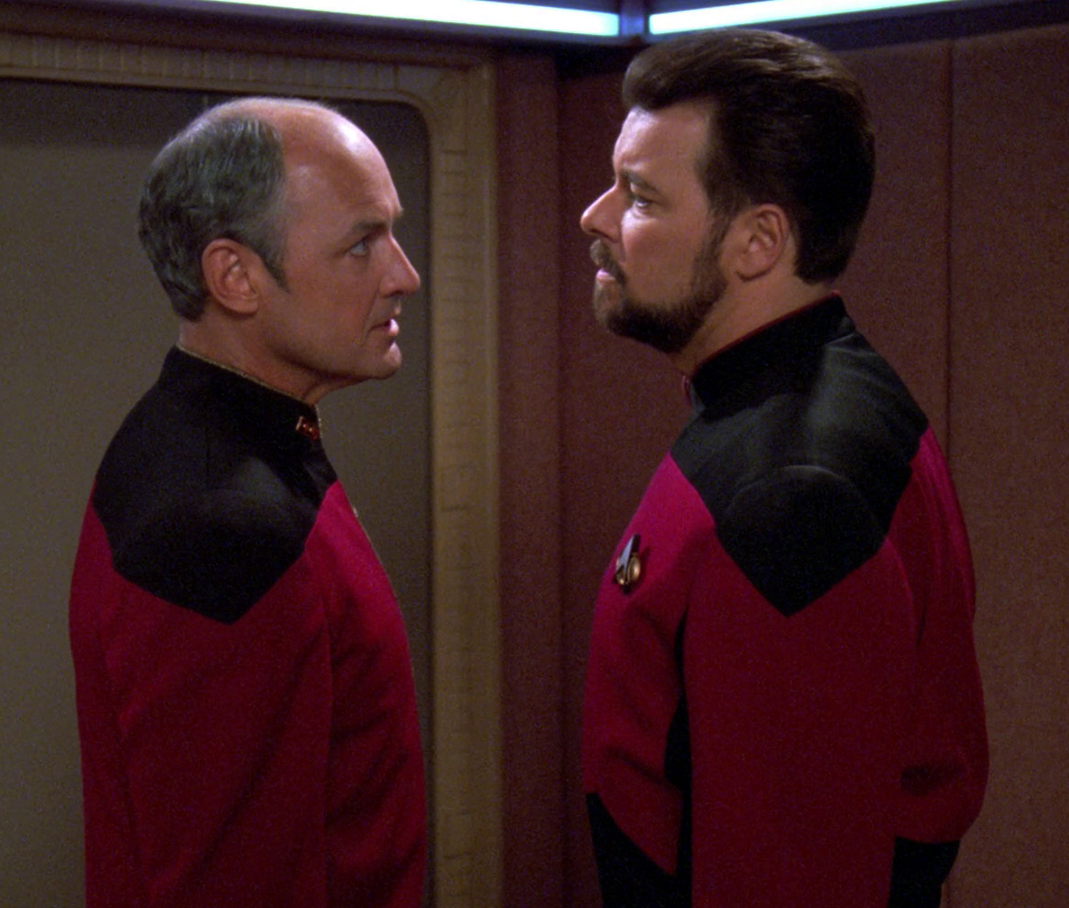 image pressman and riker jpg memory alpha fandom powered by wikia