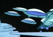 Raumschiff im Delta-Dreieck 2
