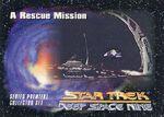 Star Trek Deep Space Nine - Series Premiere Card 26