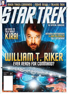 Star Trek Magazine issue 182 cover