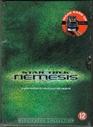 Star trek nemesis, DVD, UK 2