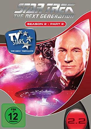 TNG Staffel 2-2 DVD