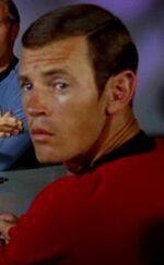 USS Enterprise security guard 6