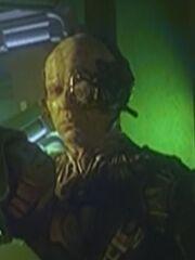 Borg-Drohne auf Koroks Sphäre 2