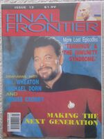 Final Frontier issue 12 cover