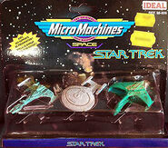 Galoob Star Trek MicroMachines 65883e 2nd ed