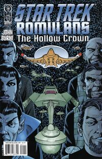 Hollow Crown 1 cover
