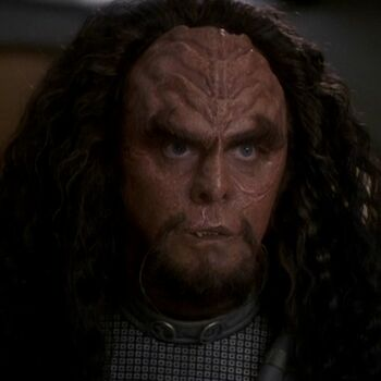 The Martok Changeling in 2372