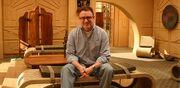 Mike Sussman on Vulcan set