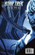 Nero issue 3 main cover
