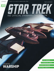 Star Trek Official Starships Collection issue 103