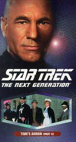 TNG 127 US VHS