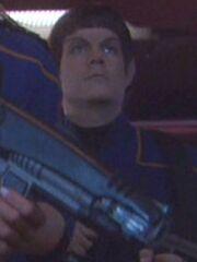 Vulkanischer Offizier 2 ISS Enterprise 2155