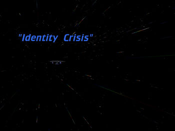 Identity Crisis title card