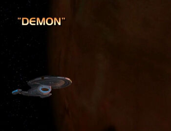 Demon title card