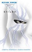 Exiles (Vulcan's Soul novel) cover