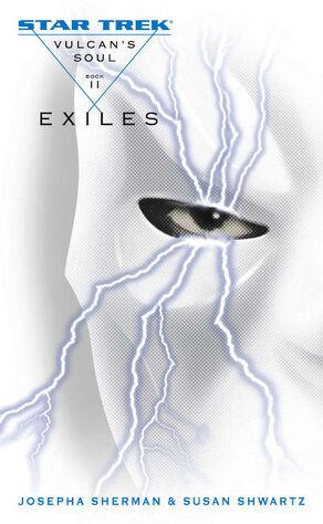 Exiles (Vulcan's Soul novel) cover.jpg