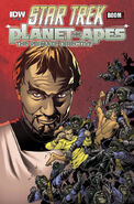 Primate Directive issue 4 cover