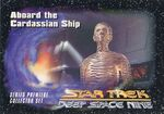 Star Trek Deep Space Nine - Series Premiere Card 16
