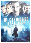 Star trek into darkness, DVD, polonais