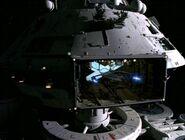 Starbase 375 docking bay