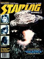 Starlog issue 017 cover