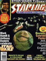 Starlog issue 236 cover