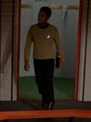Sternenflottenoffizier 1 Enterprise 2267 Sternzeit 3012