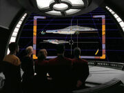 Voyager and Equinox under attack
