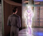 Wesley sees Salia's true form