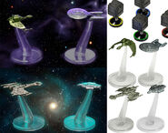 Wizkids Star Trek Frontiers game tokens