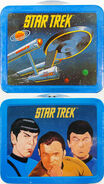 1998 Hallmark Star Trek Lunch Box