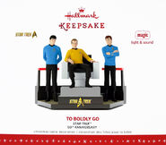 2016 Hallmark To Boldly Go