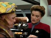 Even better than coffee substitute Neelix invention