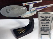 Hamilton USS Enterprise-A