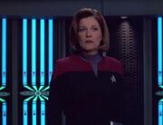 Janeway auf der Relativity