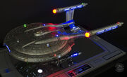 QMx Enterprise NX-01 Artisan Replica
