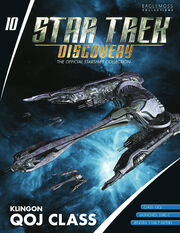 Star Trek Discovery Official Starships Collection issue 10