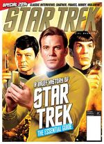 Star Trek Magazine Special 2014 cover