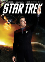 Star Trek Magazine US issue 74 PX cover