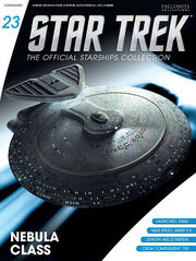 Star Trek Official Starships Collection Issue 23