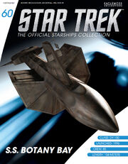 Star Trek Official Starships Collection Issue 60