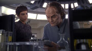 T'Pol and Phlox, 2153